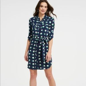 Draper James Magnolia Shirtdress - Large